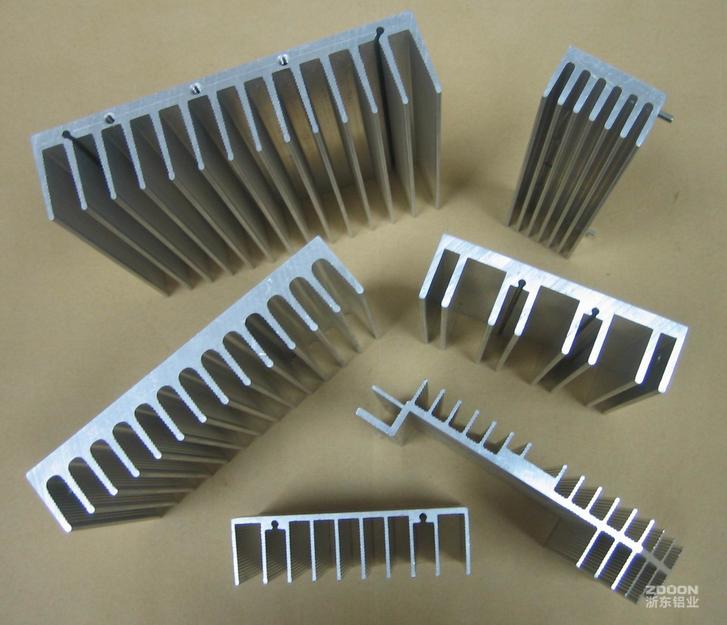 上海浙东铝业 - 散热器铝型材