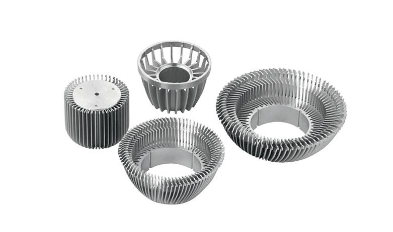 上海浙东铝业 - CNC机加工